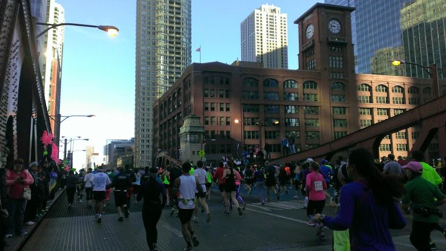 IMAG6895 My Chicago Marathon Recap   #TeamDannyDid