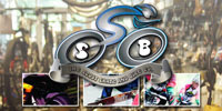 Bicycle Shop Miami Florida The Scoot, Skate & Bike Co Logo