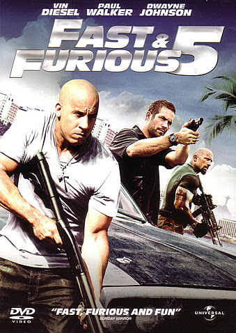 Fast & Furious 5 (2011) เร็ว แรง ทะลุนรก 5 HD [พากย์ไทย]