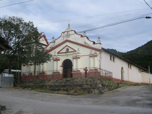 Iglesia de San Francisco Morazán