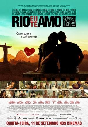Filme Poster Rio, Eu Te Amo CAM XviD & RMVB Nacional