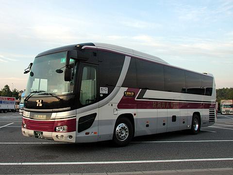 阪急観光バス「さつま号」 501