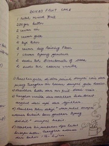 Anchor Boiled Fruit Cake Recipe