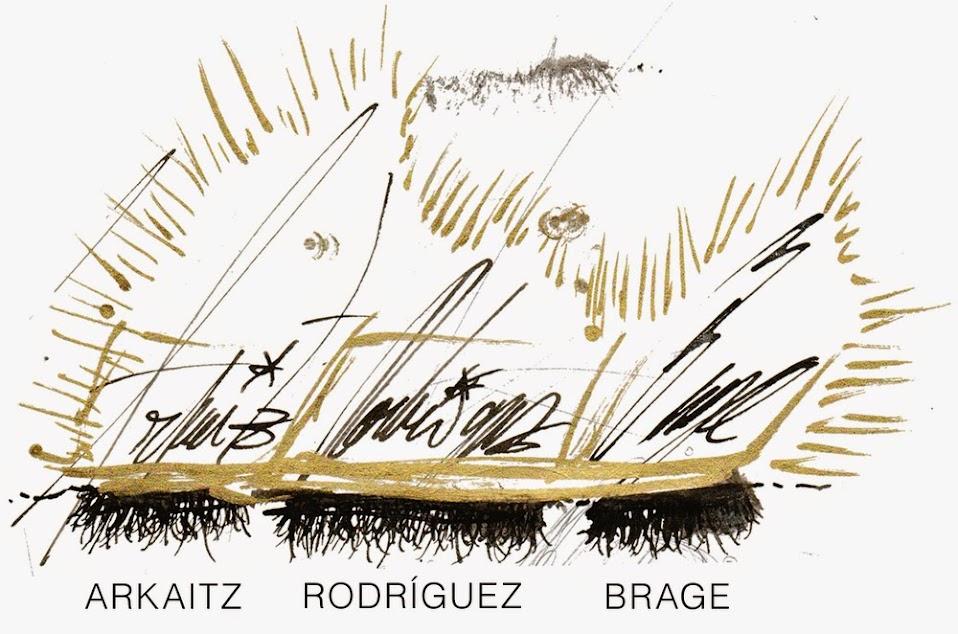 Arkaitz Rodríguez Brage, colaborador coa A.D.R. Numancia de Ares.
