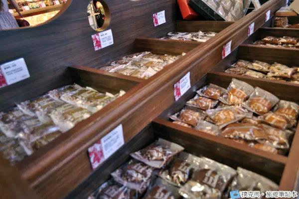 富林園洋菓子各式餅乾薄片