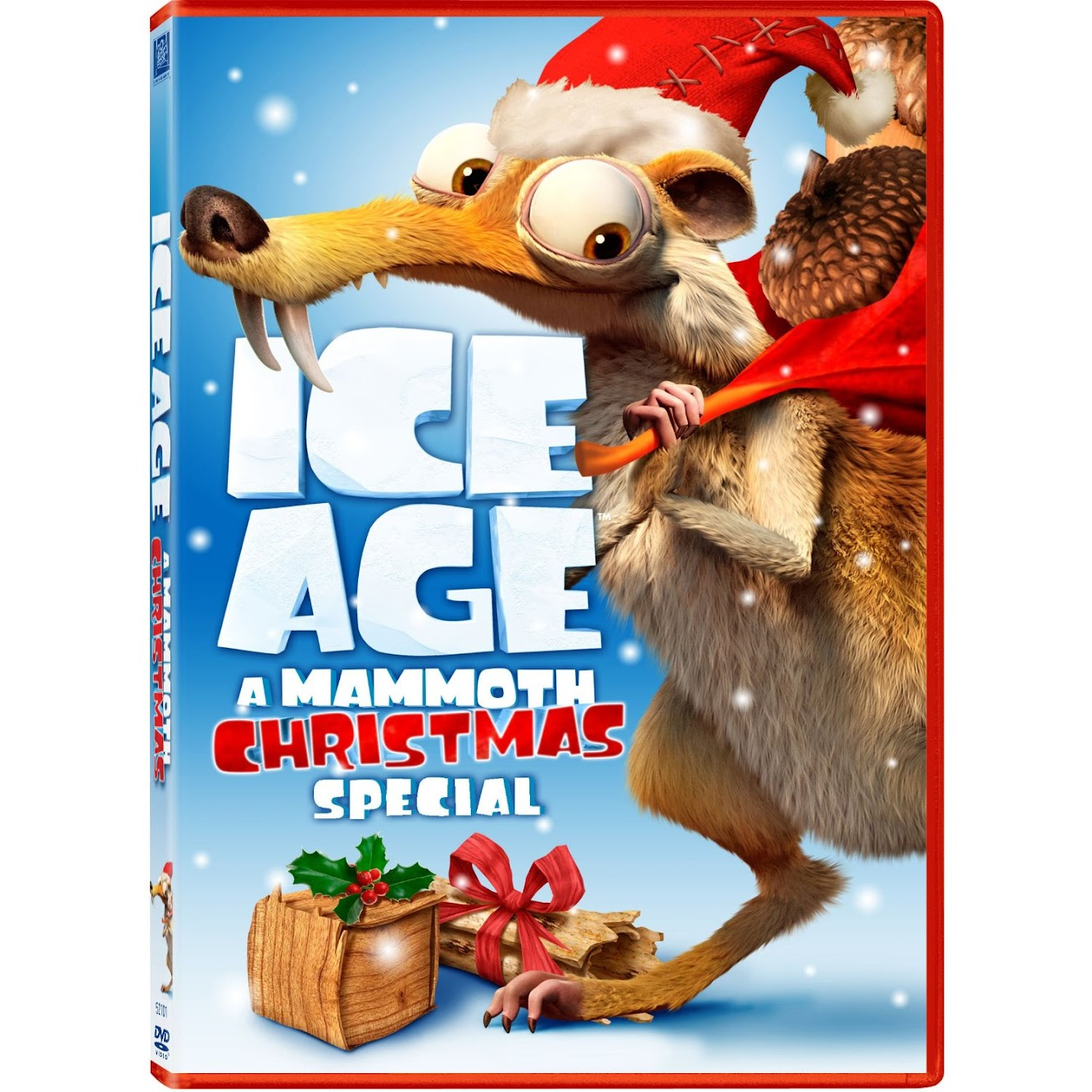 Movie Review: Ice Age: A Mammoth Christmas Special
