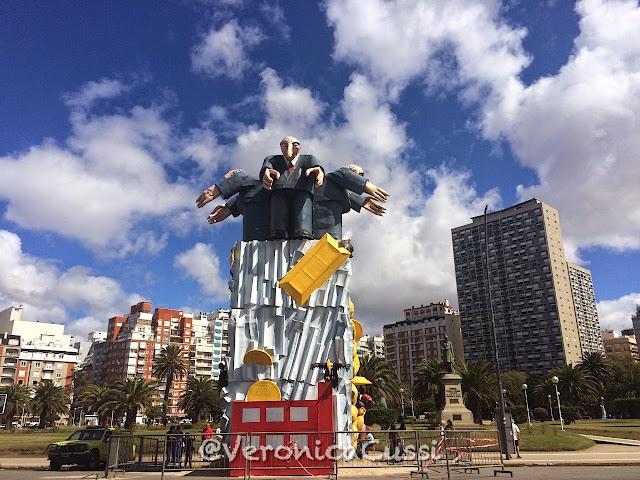 Falla ganadora, Mar del Plata 2015