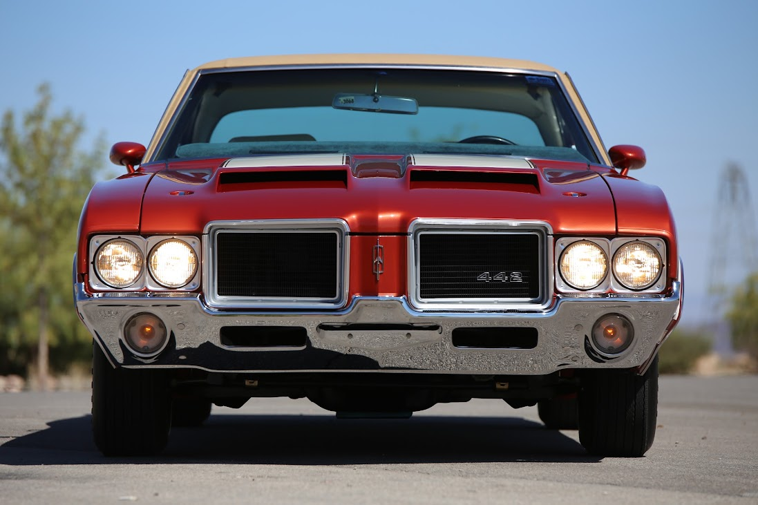 Find Used Show Quality Documented 1971 Oldsmobile 442 W3o 1 Of 563 Bikini Models Not Incld In Boulder City Nevada United States For Us 79 750 00