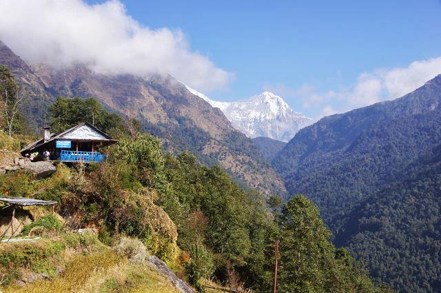 達人帶路-環遊世界-尼泊爾PoonHill健行-封面