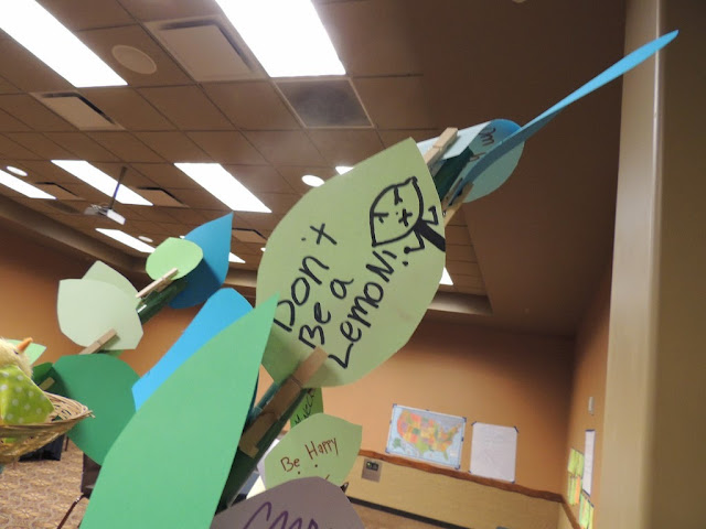 Words of Wisdom from the Kindness Tree
