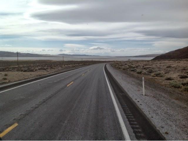 Salt Flat near NAS Fallon