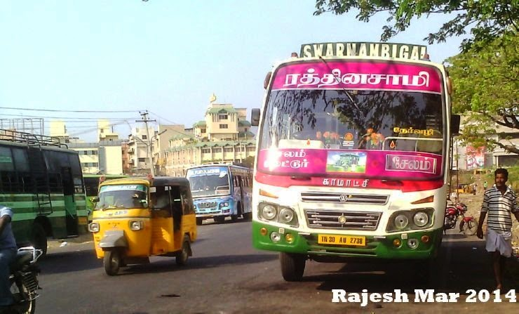Tamil Nadu Buses - Photos & Discussion - Page 1666