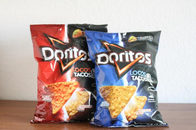 Doritos Locos Tacos Doritos