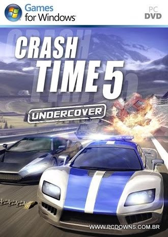 Crash Time 5 : Undercover PC [FRENCH | PC] | Multi Liens