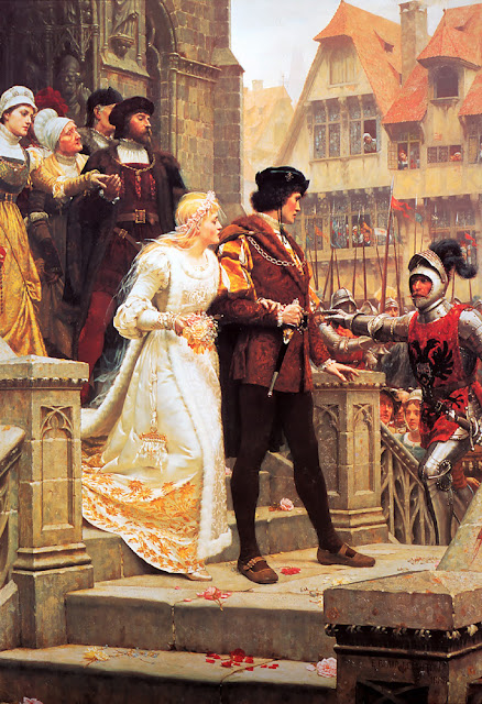 Edmund Blair Leighton - Call to Arms