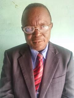 Stéphane Nzita-Di-Nzita, chancelier recteur et initiateur de l'Université chrétienne Internationale. Radio Okapi/Ph. Etienne Kalema