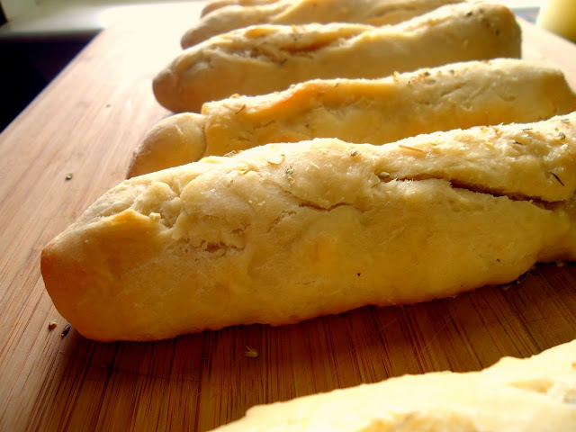 Food Network Almost Famous Breadsticks