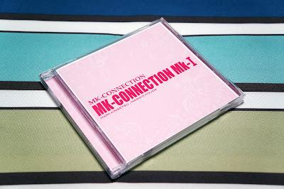 『MK-CONNECTION Mk-I』ジャケット表
