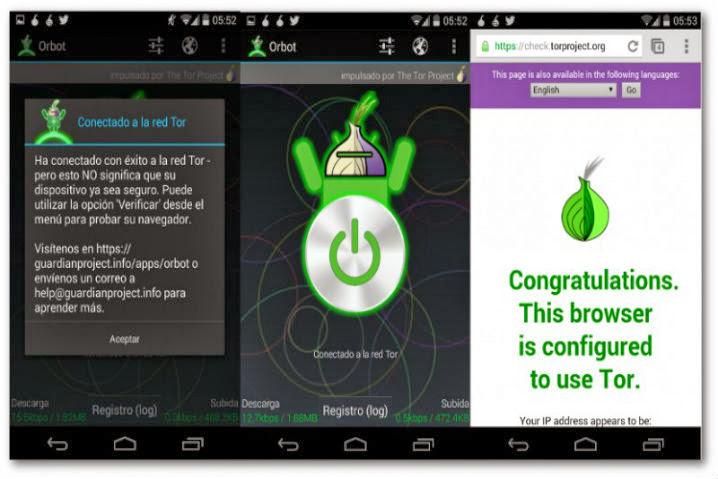 Kaspersky Lab descubre el primer troyano TOR para Android