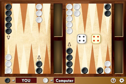 Backgammon 1.1.0