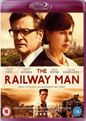 Filme Poster The Railway Man BRRip XviD & RMVB Legendado