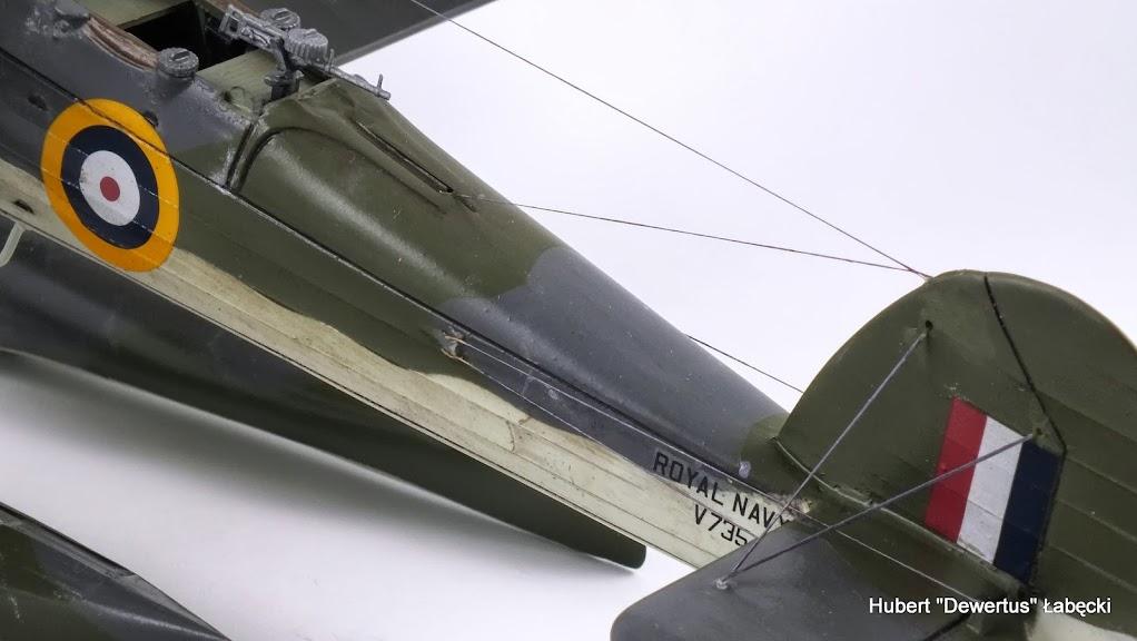 Swordfish Mk.I - 701 Sqn FAA, HMS Malaya, 1/50 SMER DSCF5011