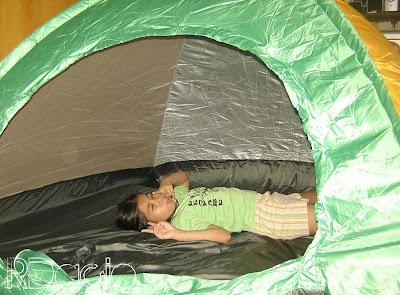 RJ's Tent