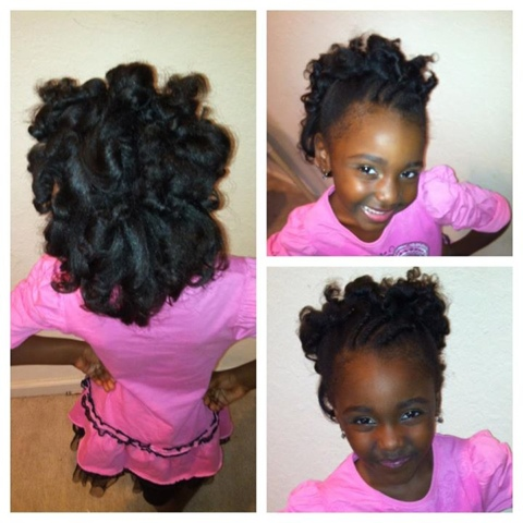 Excellent Little Girls And Their Natural Hair Health 123 Short Hairstyles Gunalazisus