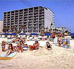 Polynesian Beach Resort Myrtle Beach Deals   See Hotel Photos