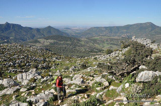 Sierra Alta de Benaocaz