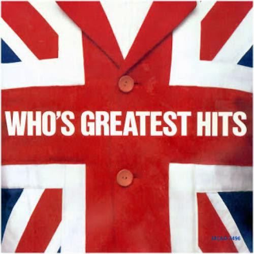The Who Greatest Hits