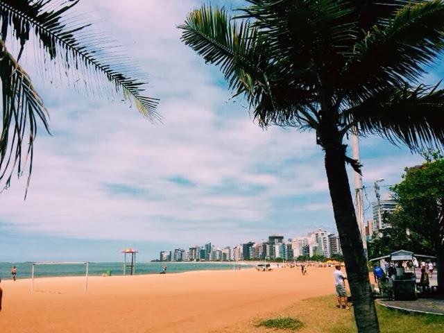 praia da costa, vila velha, espirito santo, brazil