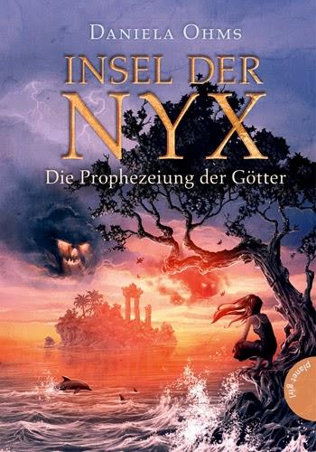 Insel der Nyx - Die Prophezeihung der Götter