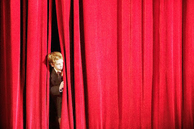 Boy With Stage Fright --- Image by © Randy Faris/CORBIS
