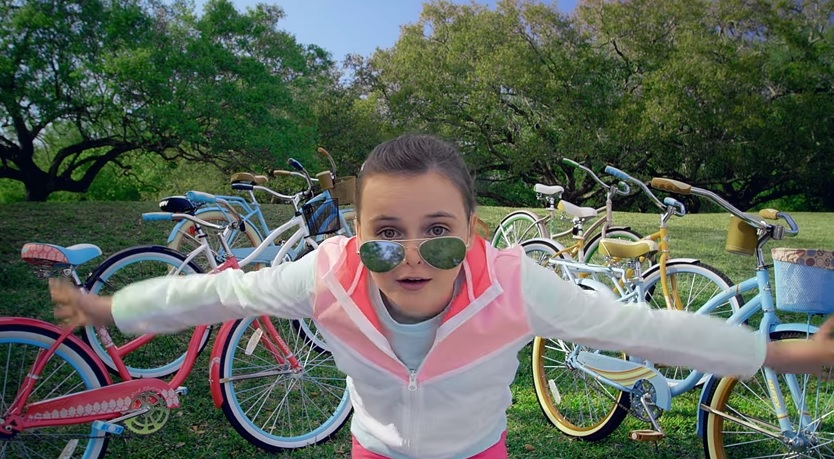 Huffy Bikes: Adorable Kids complain like adults to sell adults on a kid's style bike — #grownupproblems
