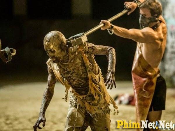 Xem Phim Đấu Trường Xác Sống - Zombie Fight Club - Ảnh 2
