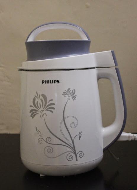 Philips Soy Milk Maker Alat Pembuat Susu Kedelai