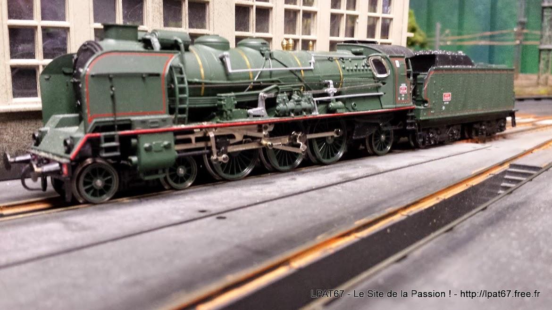 Mes locomotives à vapeur... - Série limitée Club Jouef - 20141231_111533