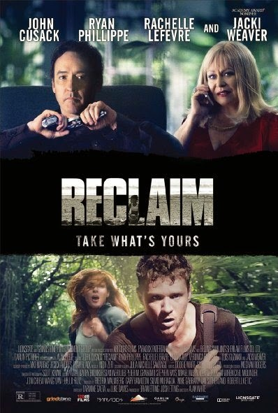 Poster Of English Movie Reclaim (2014) Free Download Full New Hollywood Movie Watch Online At Alldownloads4u.Com