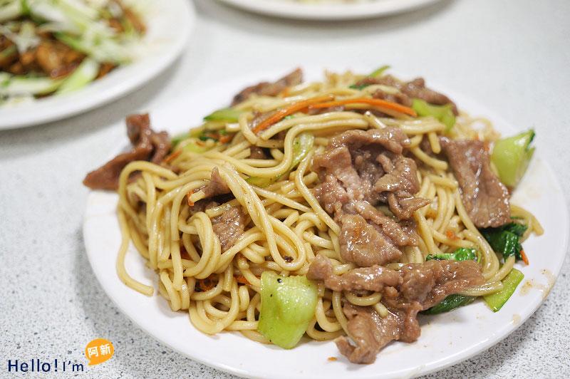 DSC07943 - 孟記復興餐廳|台中眷村菜餐廳推薦:飄香50載,迷人老味道,值得專程。