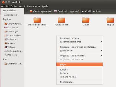 Instalar Android Studio en Linux Ubuntu Desktop 12.04