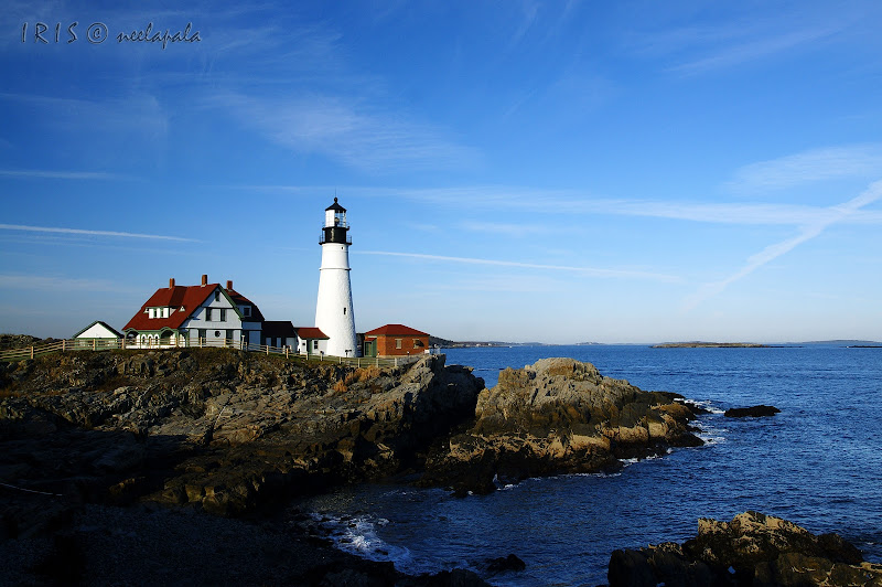 Light House, Portland, Maine, Portland Head