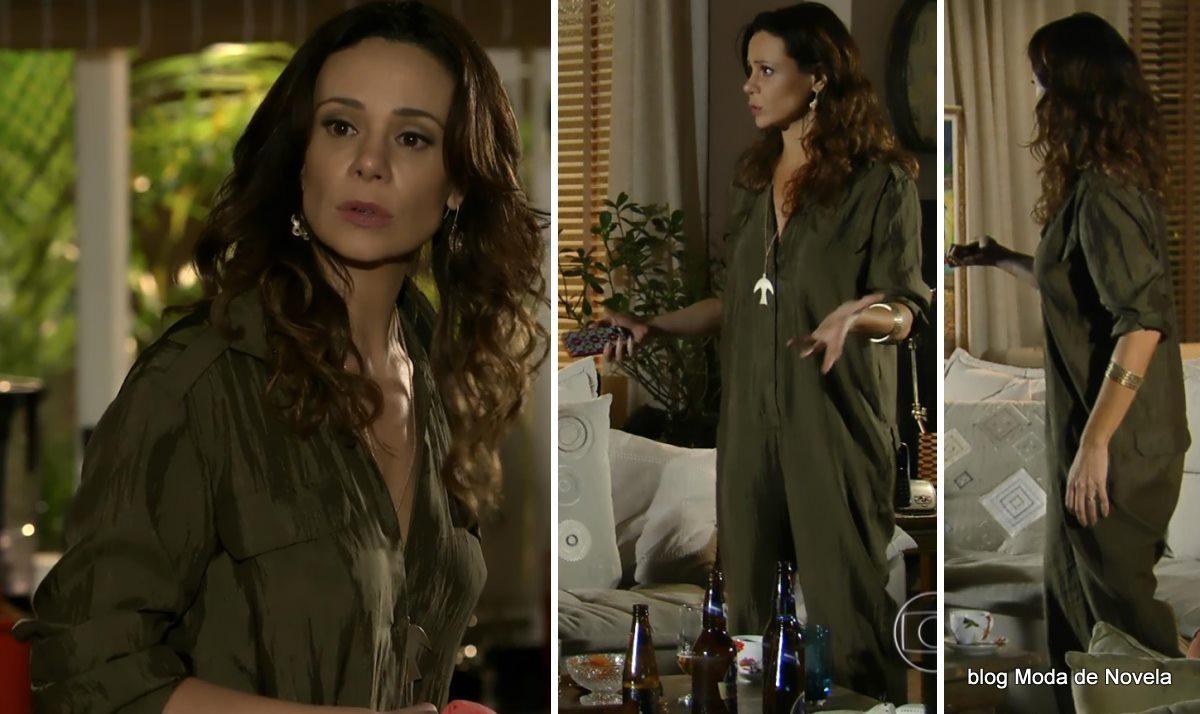 moda da novela Em Família - look da Juliana dia 2 de junho