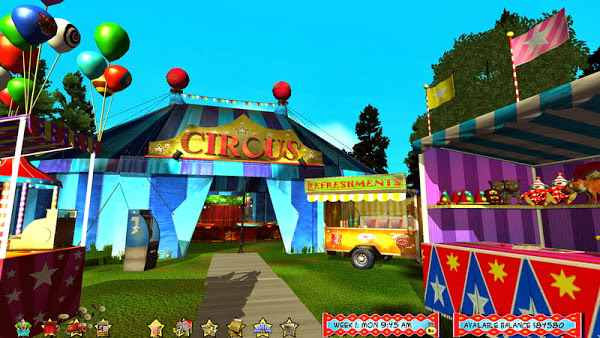 Circus World (2013) Full PC Game Resumable Direct Download Links and Rar Parts Free