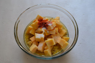 pumpkin mulakushyam lentil coconut gravy