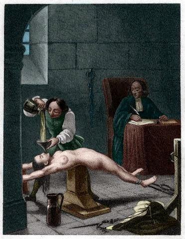 La virgen de la tortura de Nuremberg