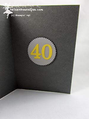 Stampin' Up! - In{k}spire_me #181 Starburst Sayings, Sprüchefeuerwerk, Framelits Feuerwerk, Framelits Starburst, male birthday, Geburtstagskarte Mann