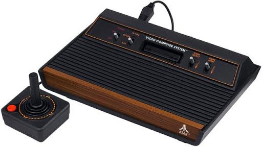 ATARI: consola de videojuegos