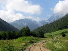Дорога в Курулдаши