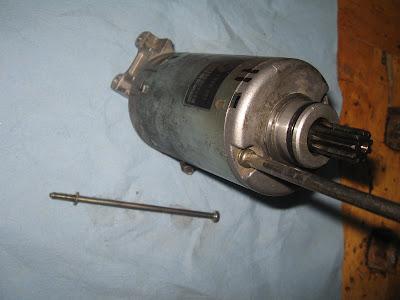 Starter Motor Cleaning Tutorial IMG_9469
